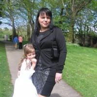 Bodies of murdered mother and daughter flown home for funeral