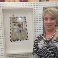 Saatchi Gallery shows Kildare artist's work after seeing it on Pinterest