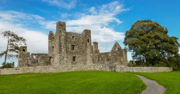 Hidden Ireland: Mystery island, ruined fortress and Braveheart daydreams