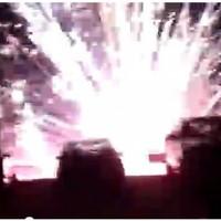 28 injured at US fireworks display