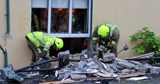 Truck crashes into sitting room as family were watching TV in Clare