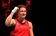 Katie Taylor books her place in EU final