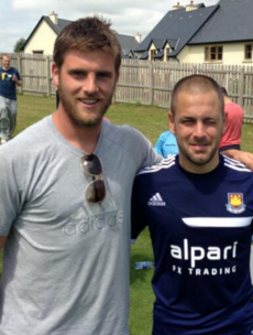Any chance of an autograph, Eoin? It's the sporting tweets of the week
