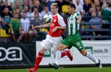 VIDEO: Ger O'Brien's scorcher and all the other goals from St Pat's Europa draw