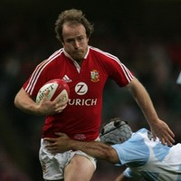 Denis Hickie recalls his Lions experiences of taking on an entire nation in 2005