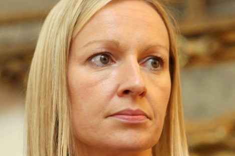 Minister of State for European Affairs Lucinda Creighton.