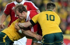 How the Lions rated in their 3rd Test victory over Australia
