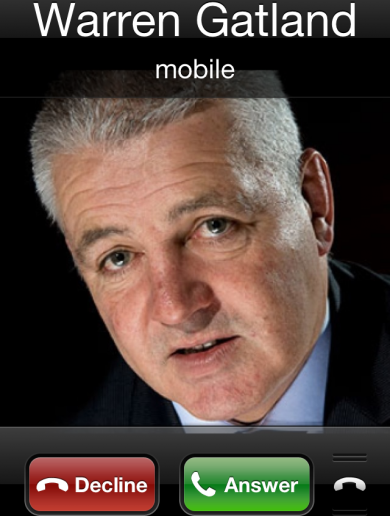 Forget the Anglo Tapes, check out poor Warren Gatland's voicemail abuse*