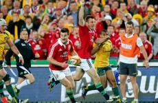 As it happened: Lions v Australia, Third Test – 2013 Tour