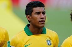 Tottenham confirm signing of Brazil international Paulinho