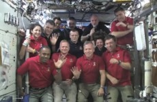Space shuttle Discovery makes final voyage home