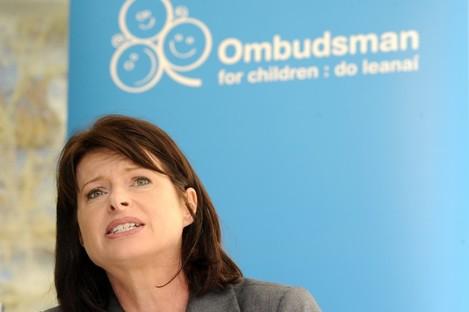 Children's Ombudsman Emily Logan.