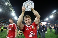 Lions skipper Jones pays tribute to iconic Halfpenny after Test masterclass