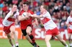 Derry gain revenge against Down in football qualifier