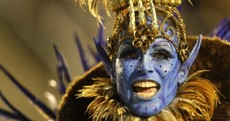 In photos: Rio Carnival 2011