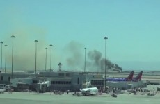 Boeing 777 crash-lands at San Francisco airport