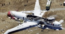 In pictures: The jet crash in San Francisco that killed two and injured 182