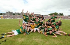 Kerry triumph against Tipperary in Munster minor football final