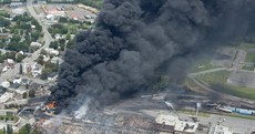 Five dead, 40 missing in Canada rail disaster