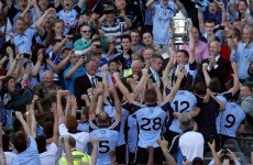 Blue fever sweeps across Dublin — but Daly keeping his feet on the ground