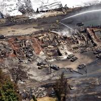 Canada: 40 people still missing in runaway train blast, five bodies found