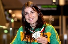 11 months on from Olympic glory, Katie Taylor lands home with another Gold