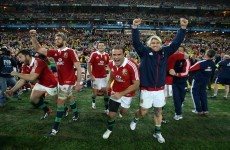Check out this cool timelapse video of the Lions' stunning Third Test win