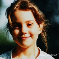 A Queen in the making? New childhood photos of Kate Middleton