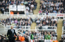 Pardew calls for respect from Kinnear after mispronounced player names