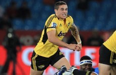 Kiwi rugby player gets poleaxed but hobbles 80 metres to make huge tackle