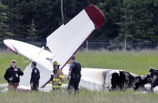 Ten killed in Alaska plane crash