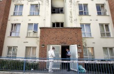 16 rescued from apartment block blaze, one woman goes into labour