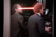 Frasier! Now with added lasers