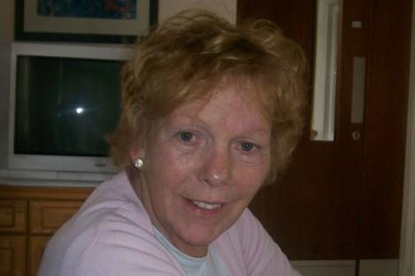Phyllis Dunleavy of Dublin in 2010.