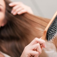 100 brush strokes a day will actually make your hair fall out