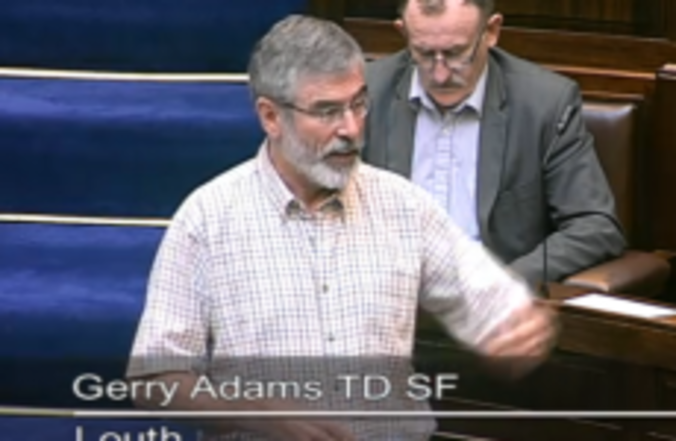 Gerry Adams: I played no part in the abduction and killing of Jean