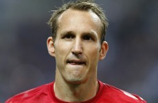Jose Mourinho just signed Mark Schwarzer