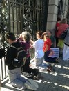 Rosary chants and 'Savita' banners greet TDs ahead of contentious vote