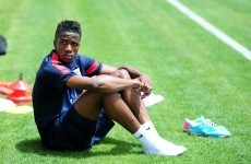 United new boy Wilfried Zaha will join squad for their pre-season tour