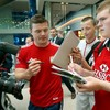 No comment from O'Driscoll or Heaslip as Irish Lions welcomed home