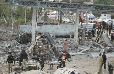 Car bomb kills 20 people in eastern Pakistan