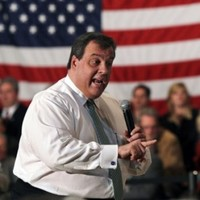 Americans say Governor Chris Christie is one hot politician