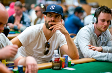 Gerard Pique is playing in the World Series of Poker Main Event