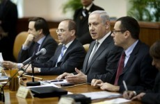 Israel might offer Palestinians a temporary border