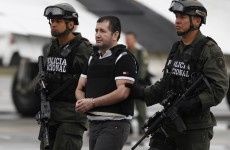 Top Colombian drug lord charged in New York