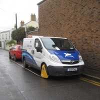 Clampers get clamped in Dublin