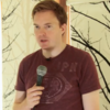 Watch: How an Irish comedian practices his act
