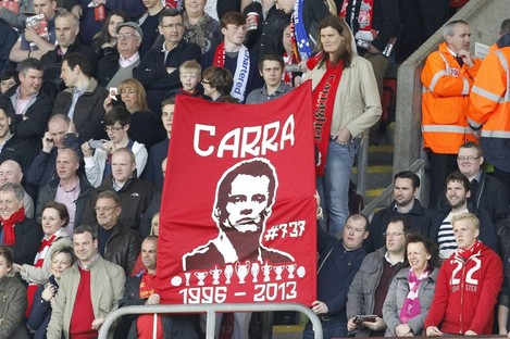 Newly retired Jamie Carragher has joined the Sky Sports team.