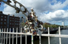 Meet the hackers' group tackling the Ha'penny Bridge's 'love' problem...