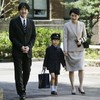 This 6-year-old boy is the future of Japan's monarchy